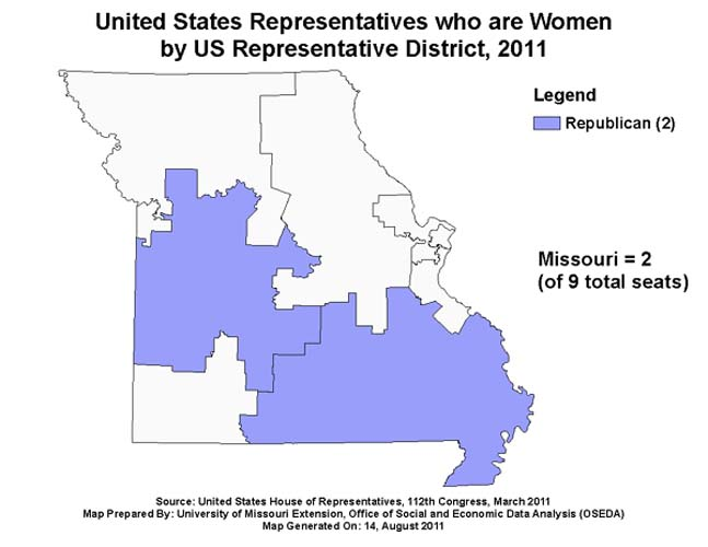 Us Representatives By State Map Globalinterco - Us house of representatives missouri district map